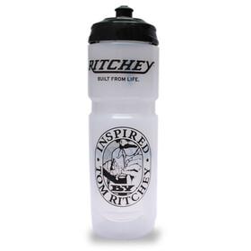 Ritchey Inspired By Tom Water Bottle 800ml, przezroczysty/czarny